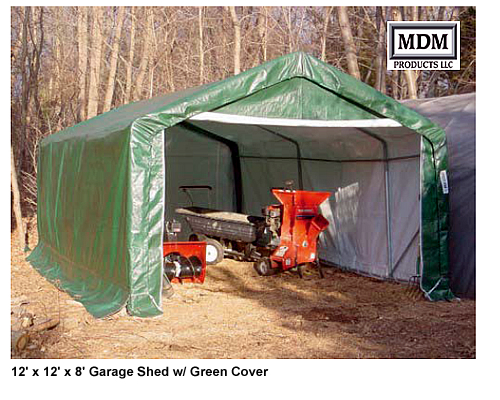 Shelter King Portable Garages : Carport canopies mdm rhino shelter house