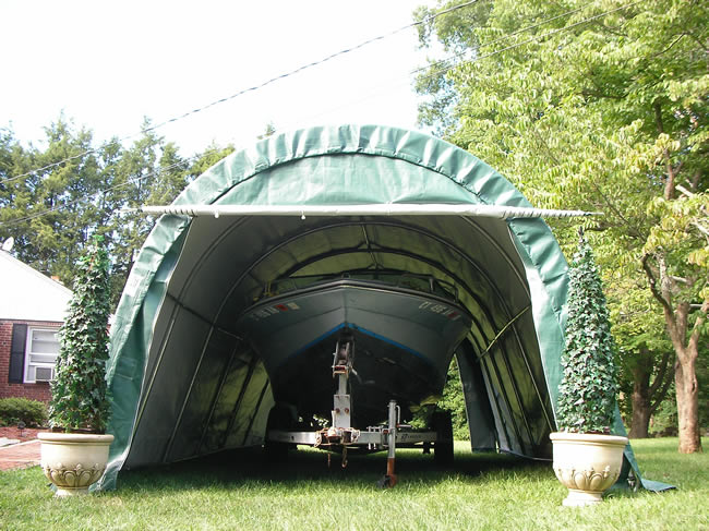 Shelter King Portable Garages : Carport canopies mdm rhino shelter