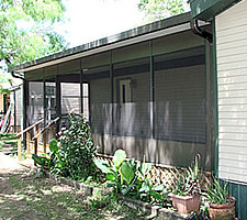 Article info home improvement kits for Prefab screen porch