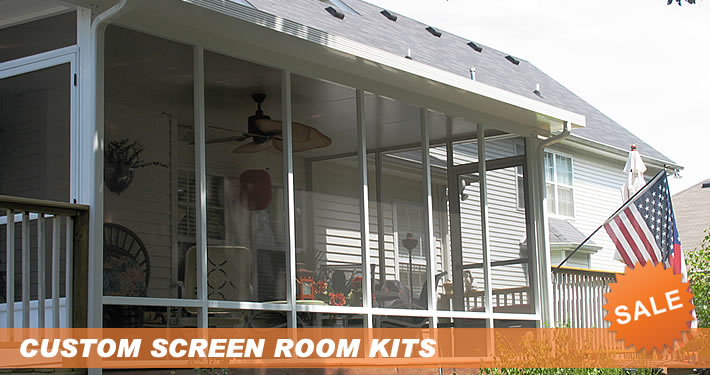 Screen Room Kits