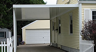 Single Car Carport