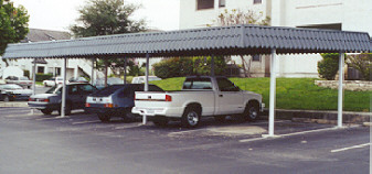 Apartment Carport