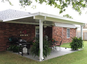 Home Improvement Kits Diy Patio Covers Available As