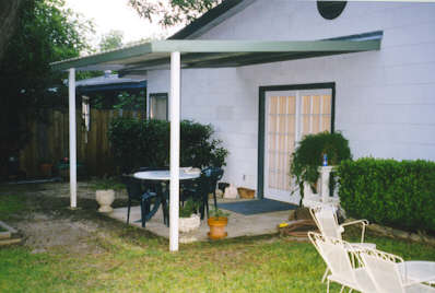 Home Improvement Kits Patio Covers Steel